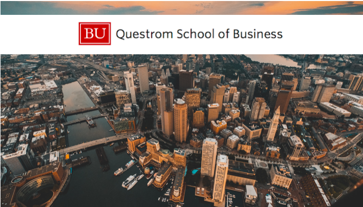 Boston University  | MS in Business Analytics