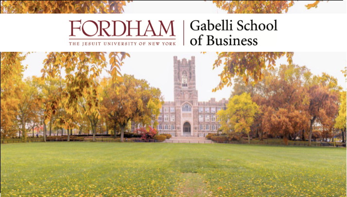Fordham University, New York | MS in Business Analytics