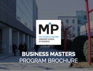 Business Masters Programs | MIP Graduate School Of Business