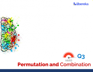 Application - Permutation and Combination (Difficult)