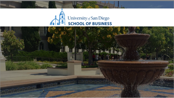 University of San Diego, School of Business | MS in Business Analytics