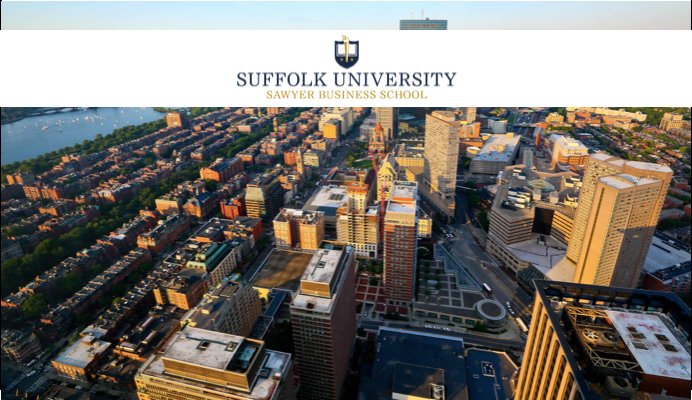Suffolk University, Boston | MS Business Analytics