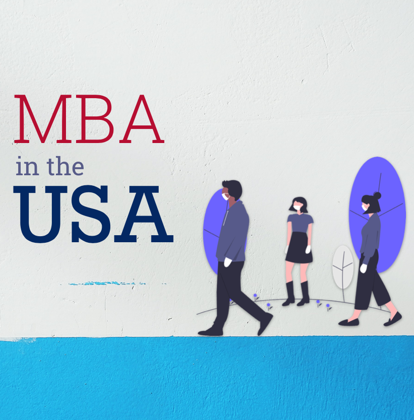 Impact Of COVID-19 On Studying MBA In The USA