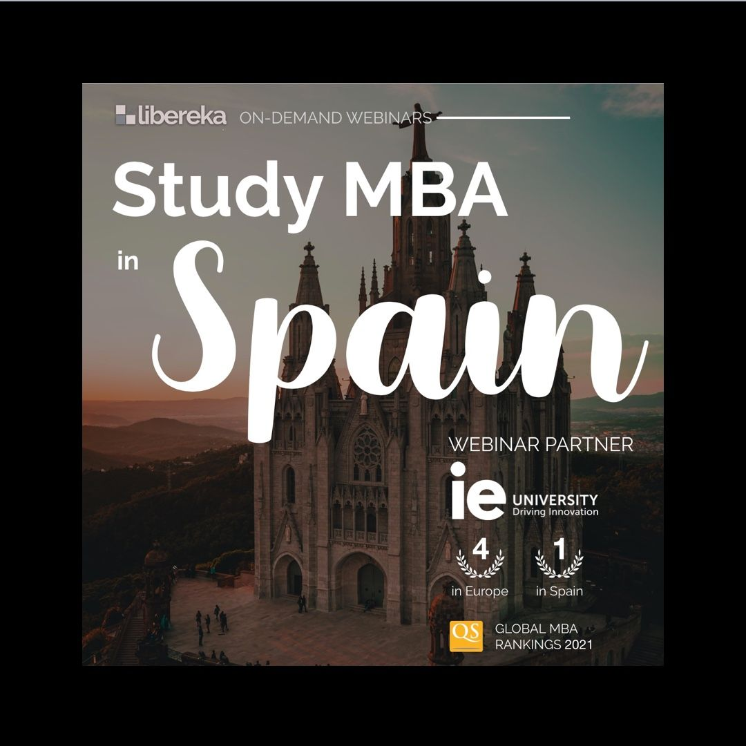 Study MBA in Spain