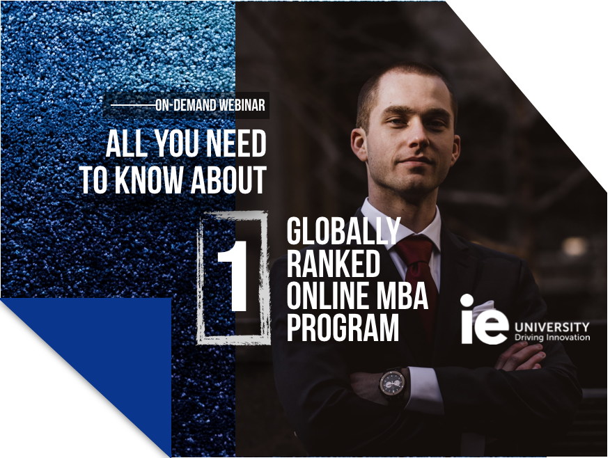 All you need to know about the World #1 Online MBA Program - in less than 10 mins!