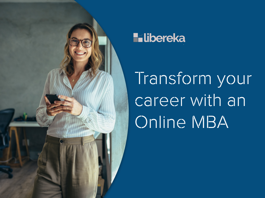 Transform your career with an Online MBA