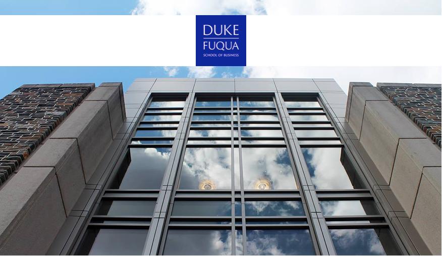 Duke University, Durham   Global Executive MBA