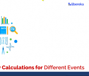Probability Calculations For Different Events