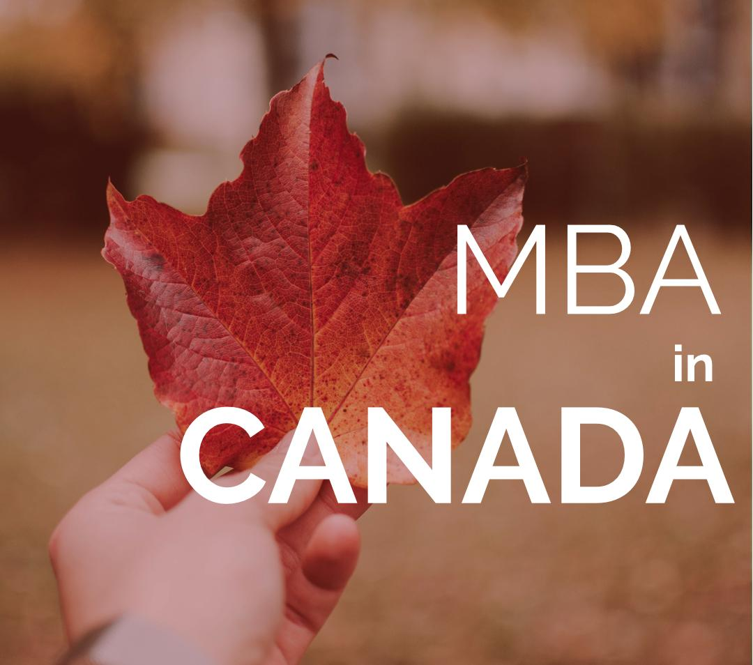 Study MBA in Canada