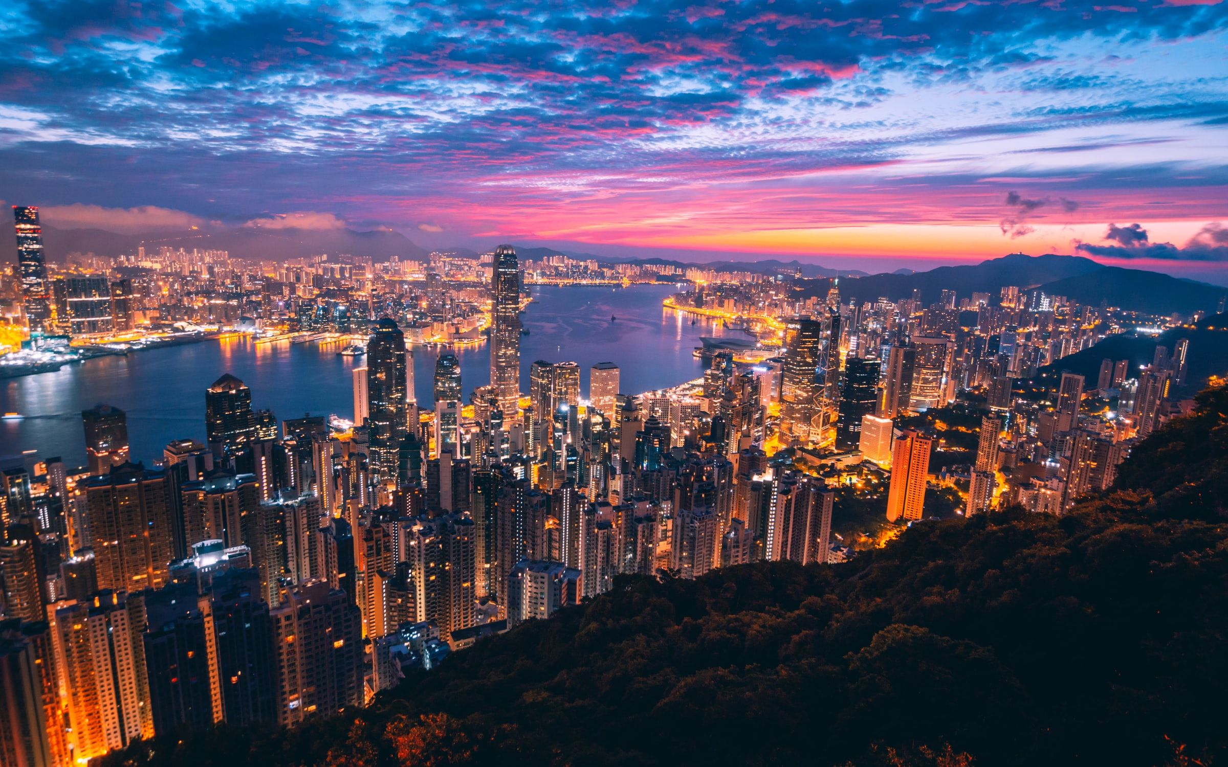 Study MBA in Hong Kong